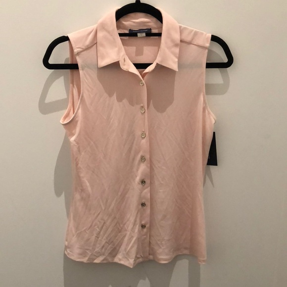 Tommy Hilfiger Tops - NWT Tommy Hilfiger Collared Blouse